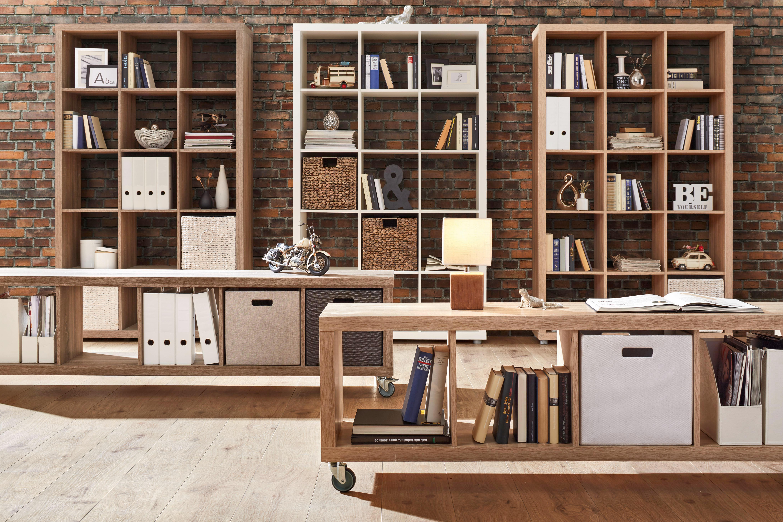 Raumteiler in Weiß - Alufarben/Weiß, Holzwerkstoff/Kunststoff (117/193/35cm) - MÖMAX modern living