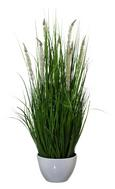 Šop Trave Iris - zelena, Romantika, umetna masa (95cm)