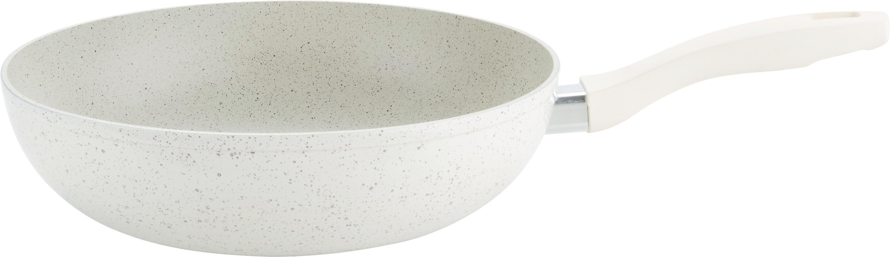 Serpenyő Marmor - krém, műanyag/fém (28/8cm) - premium living