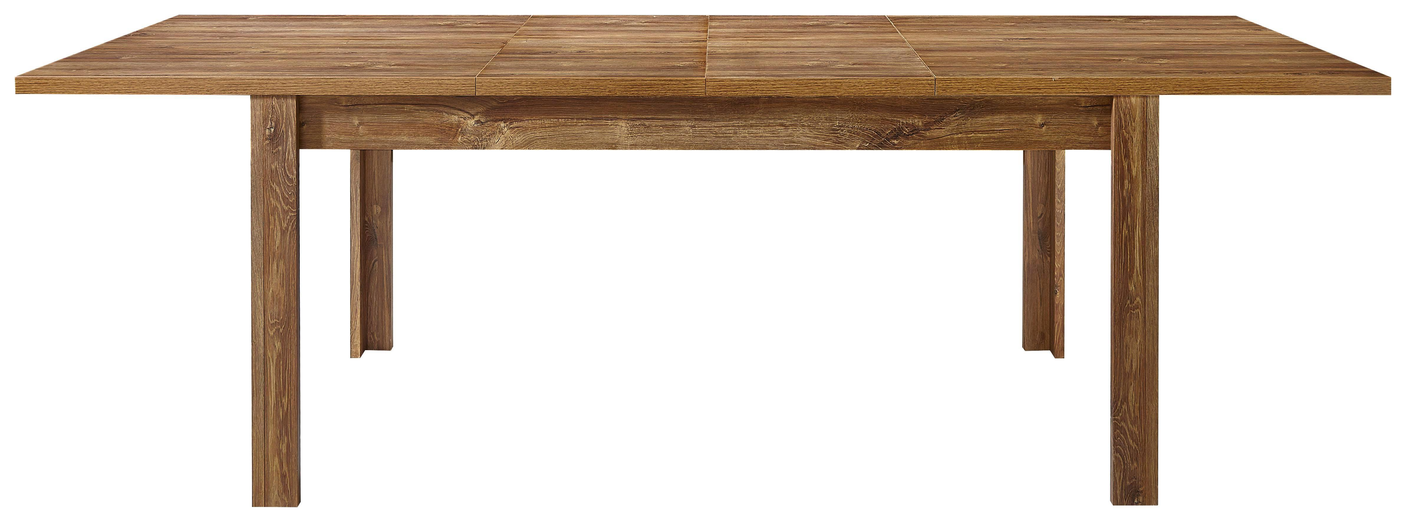 Coole Dekoration Tisch Bank Stuhl #24: Esstisch In Akazie - Akaziefarben, MODERN, Holzwerkstoff (160/76/90cm)