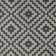 Flachwebeteppich Soho in Schwarz ca. 80x200cm - Schwarz, MODERN, Textil (80/200cm) - Modern Living