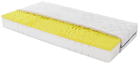 Komforthab Matrac Yoga-feel - Fehér, Textil (90/200cm) - Primatex