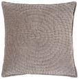 Díszpárna Sandra - Szürke, Textil (45/45cm) - Mömax modern living