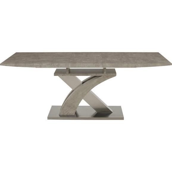esstisch in betonoptik online kaufen m max. Black Bedroom Furniture Sets. Home Design Ideas