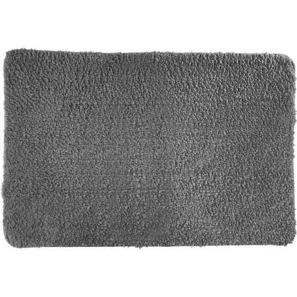 Kupaonski Otirač Christina -top- - siva, tekstil (60/90cm) - Mömax modern living