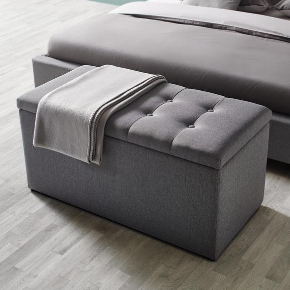 truhenbank frederico mit stauraum online kaufen m max. Black Bedroom Furniture Sets. Home Design Ideas