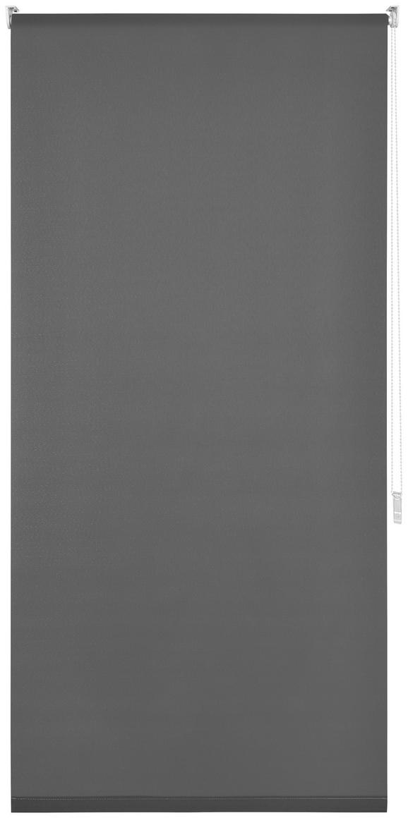 Klemmrollo Daylight in Grau, ca. 75x150cm - Grau, MODERN, Textil (75/150cm) - Mömax modern living