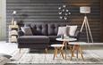 Podnožje Svetilke Wood - bela/krom, kovina/les (50/50/140cm) - Mömax modern living