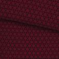 Posteljnina Roland - modra/rdeča, tekstil (140/200cm) - Mömax modern living