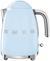 Wasserkocher Klf01pbeu Hellblau 1,7l - Hellblau (22,3/24,8/17,1cm) - SMEG