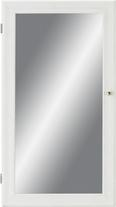 Spiegelschrank Weiß Lack - ROMANTIK / LANDHAUS (30/55/9cm) - Mömax modern living
