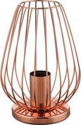 Tischleuchte Dioder, max. 1x60 Watt - Kupferfarben, LIFESTYLE, Metall (16/23cm) - Mömax modern living