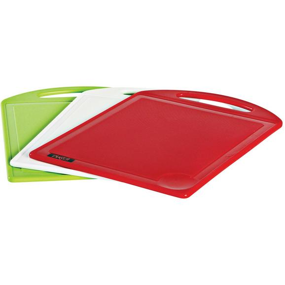 Deska Za Rezanje Rene - rdeča/zelena, umetna masa (25/35cm) - Mömax modern living