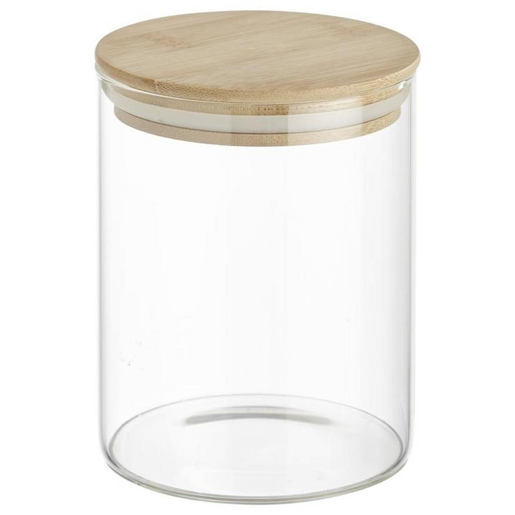 Vorratsdose Hedvig aus Glas Ø ca. 10cm