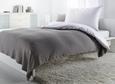 Tagesdecke Bilbao ca. 140x220 cm - Grau, Textil (140/220cm) - Mömax modern living