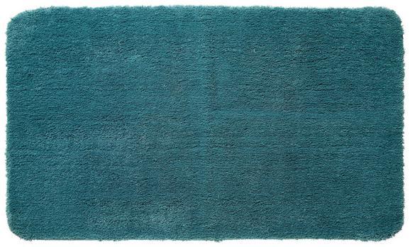 Badematte Juliane Petrol 70x120cm - Petrol, Textil (70/120cm) - Premium Living