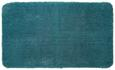Badematte Petrol - Petrol, MODERN, Textil (70/120cm) - Premium Living