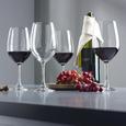 Spiegelau Rotweingläserset Winelovers 4er Set - Klar, MODERN, Glas (22,6cm) - Spiegelau