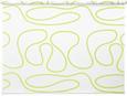 Klemmrollo Move, ca. 120x160cm - Weiß/Grün, KONVENTIONELL, Textil (120/160cm) - Mömax modern living