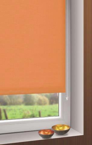 Roló Mini - narancs, textil (97/150cm)