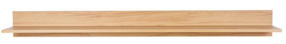Wandboard Kernbuche - KONVENTIONELL, Holzwerkstoff (178/18/25cm) - Zandiara
