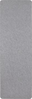 Läufer Niki, ca. 60x180cm - Anthrazit/Beige, KONVENTIONELL, Textil (60/180cm) - Mömax modern living