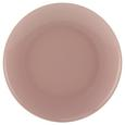 Desertni Krožnik Sandy - roza, Konvencionalno, keramika (20,4/1,8cm) - Mömax modern living