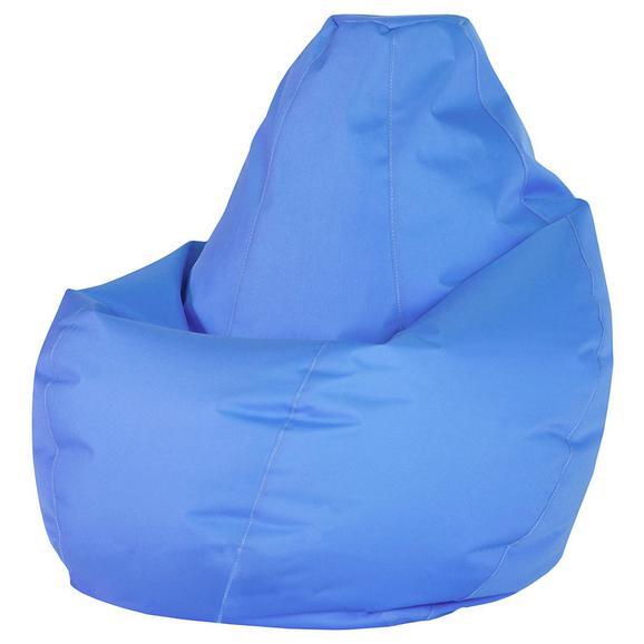 Soft L Vreča Za Sedenje - modra, Moderno, tekstil (120cm) - Mömax modern living