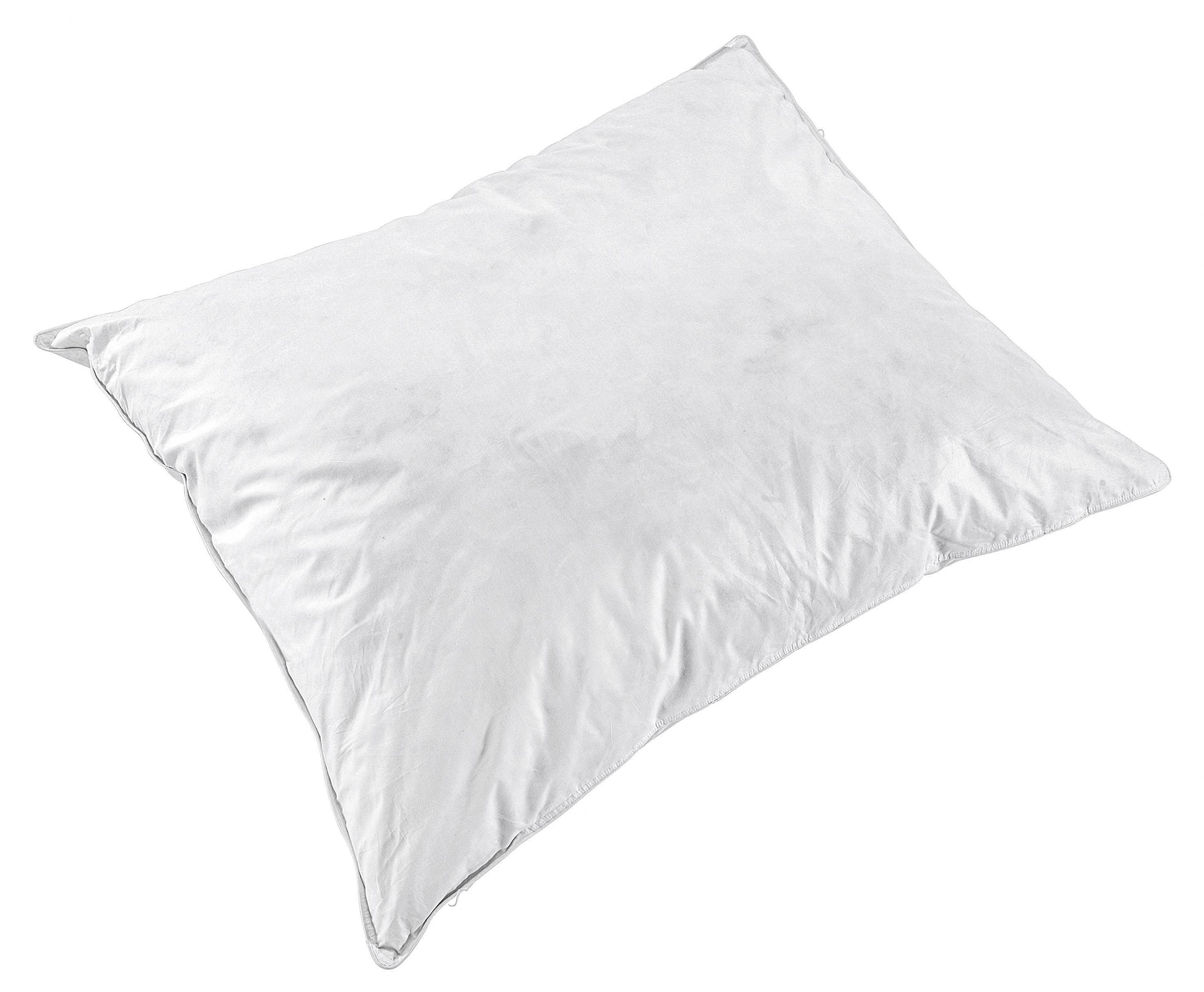 Nagypárna Flo - fehér, textil (70/90cm) - MÖMAX modern living