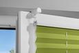 Plissee Free in Grün, ca. 50x130cm - Grün, Textil (50/130cm) - Premium Living