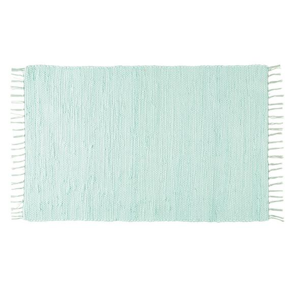 Krpanka Julia - svetlo zelena, Romantika, tekstil (60/90cm) - Mömax modern living