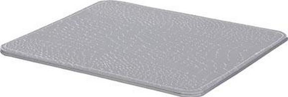 Egérpad Krokodilbőr Hatás - fehér, Lifestyle, karton (23,5/0,4/19cm) - MÖMAX modern living
