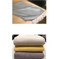 TAGESDECKE Scott in Gelb - Gelb, Textil (150/200cm) - Mömax modern living