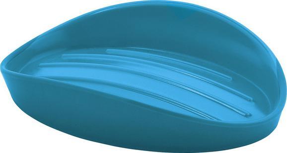 Szappantartó Bella - Olajkék, konvencionális, Műanyag (14,2/10,23/3cm) - Mömax modern living