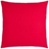 Zierkissen Zippmex in Pink ca. 50x50cm - Pink, Textil (50/50cm) - Based