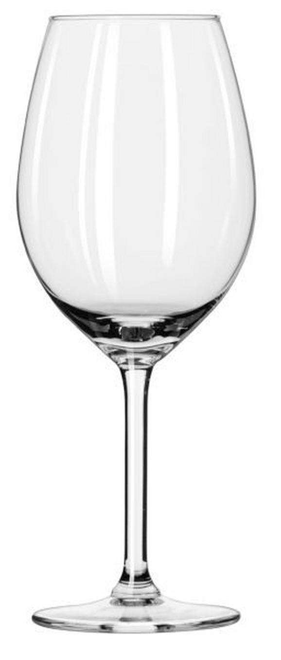 Fehérboros Pohár Esther - tiszta, konvencionális, üveg (8,3/20,6cm) - Mömax modern living