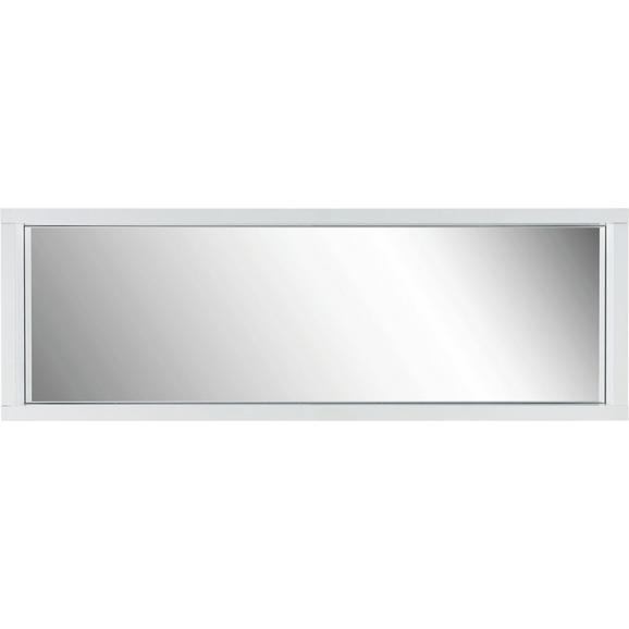Ogledalo Flap Universal - bela, Trendi, leseni material (133,5/45/12cm) - Mömax modern living