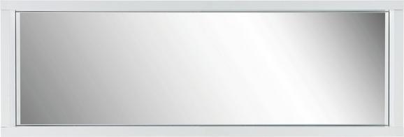 Spiegel ca. 133,5x45x12cm - Weiß, LIFESTYLE, Holzwerkstoff (133,5/45/12cm) - MÖMAX modern living