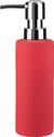 Seifenspender Melanie in Rot aus Keramik - Rot, Keramik (5/18cm) - Mömax modern living