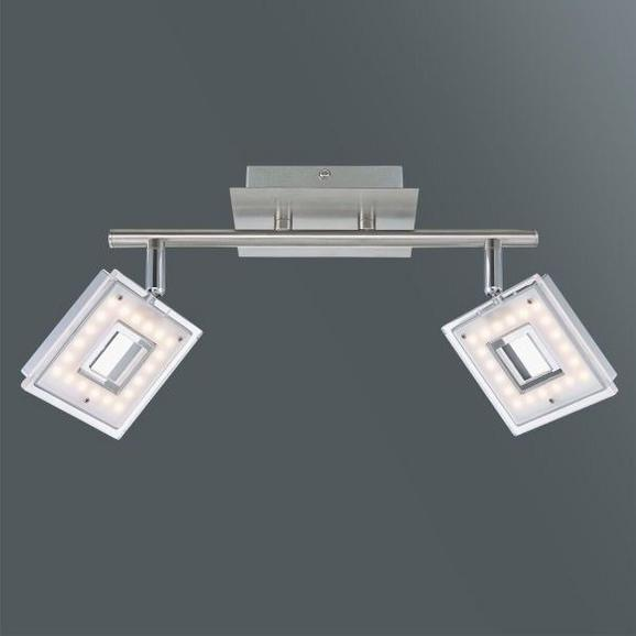 Strahler Kerstin, max. 4,2 Watt - KONVENTIONELL, Kunststoff/Metall (30/17,5cm) - MÖMAX modern living