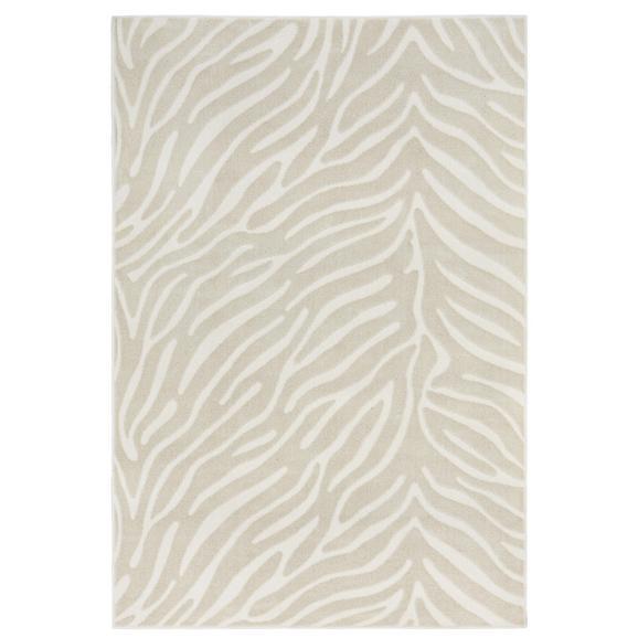 Webteppich Kaduna 160x230 cm - Creme, LIFESTYLE, Textil (160/230cm) - Boxxx