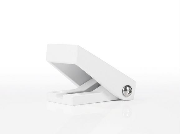 Fenstersicherung in Weiß - Weiß (10/7,5/4cm)