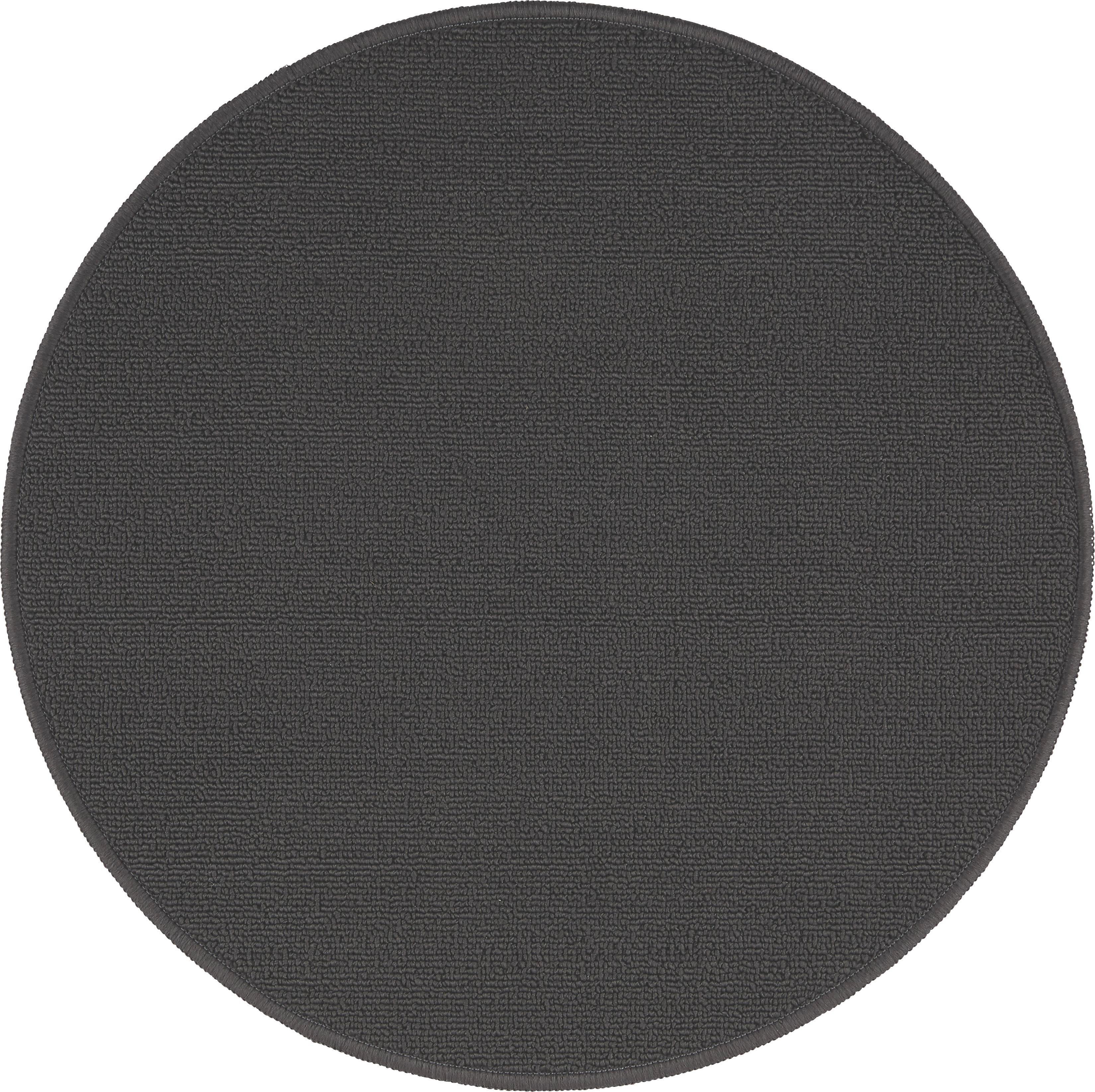 Szőnyeg Eton - sötétszürke, Lifestyle, textil (90cm) - MÖMAX modern living