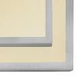 Deckenleuchte Abel, max. 24 Watt - KONVENTIONELL, Kunststoff/Metall (9/40/40cm) - Mömax modern living