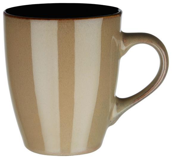 Lonček Za Kavo Uri - naravna, Trendi, keramika (8,9/10,6cm) - MÖMAX modern living