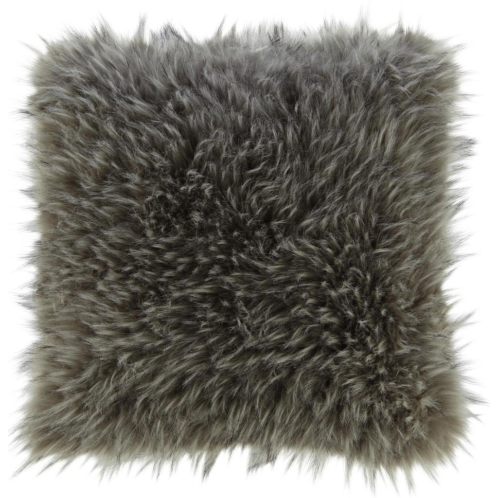 Kissen Nila ca.45x45cm in Grau