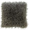 Kissen Nila ca.45x45cm in Grau - Grau, MODERN, Textil (45/45cm) - Mömax modern living