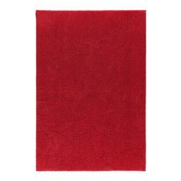 Hochflorteppich Helsinki in Rot ca. 120x170cm - Rot, Basics, Textil (120/170cm) - Mömax modern living