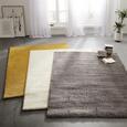Covor Shaggy Stefan - gri închis, Modern, textil (80/150cm) - Modern Living