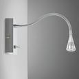 Strahler Solo mit Led - Chromfarben, MODERN, Kunststoff/Metall (7/30/14cm) - Mömax modern living